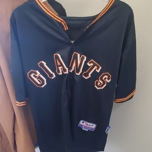Giants jersey world series edition
